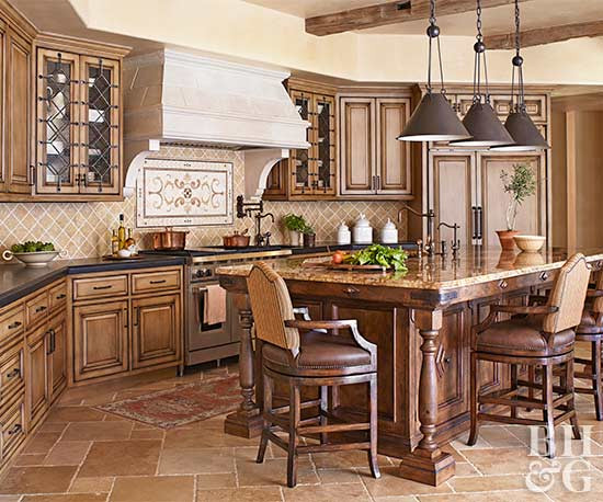 Best ideas about Tuscany Kitchen Decor . Save or Pin Tuscan Kitchen Decor Now.