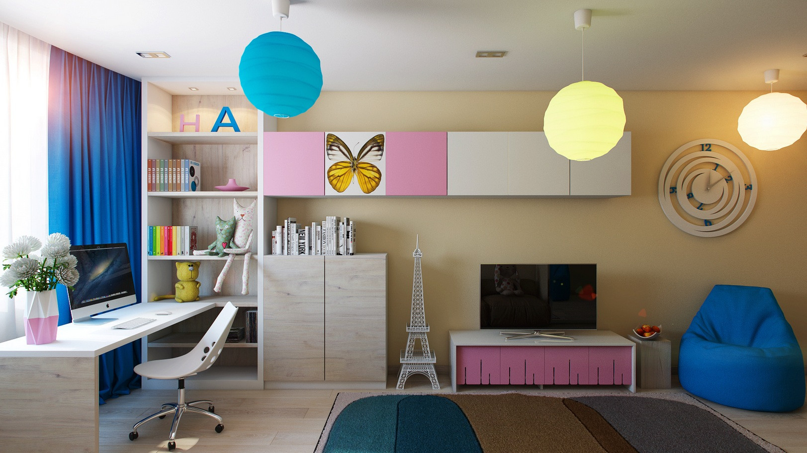 Best ideas about Tv For Kids Room . Save or Pin Casting Color Over Kids Rooms Now.