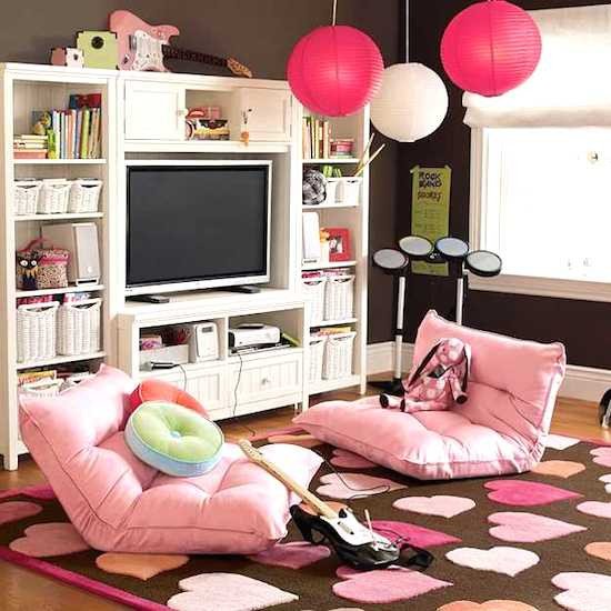 Best ideas about Tv For Kids Room . Save or Pin How to do Teen Room Decor and What Elements to Consider Now.