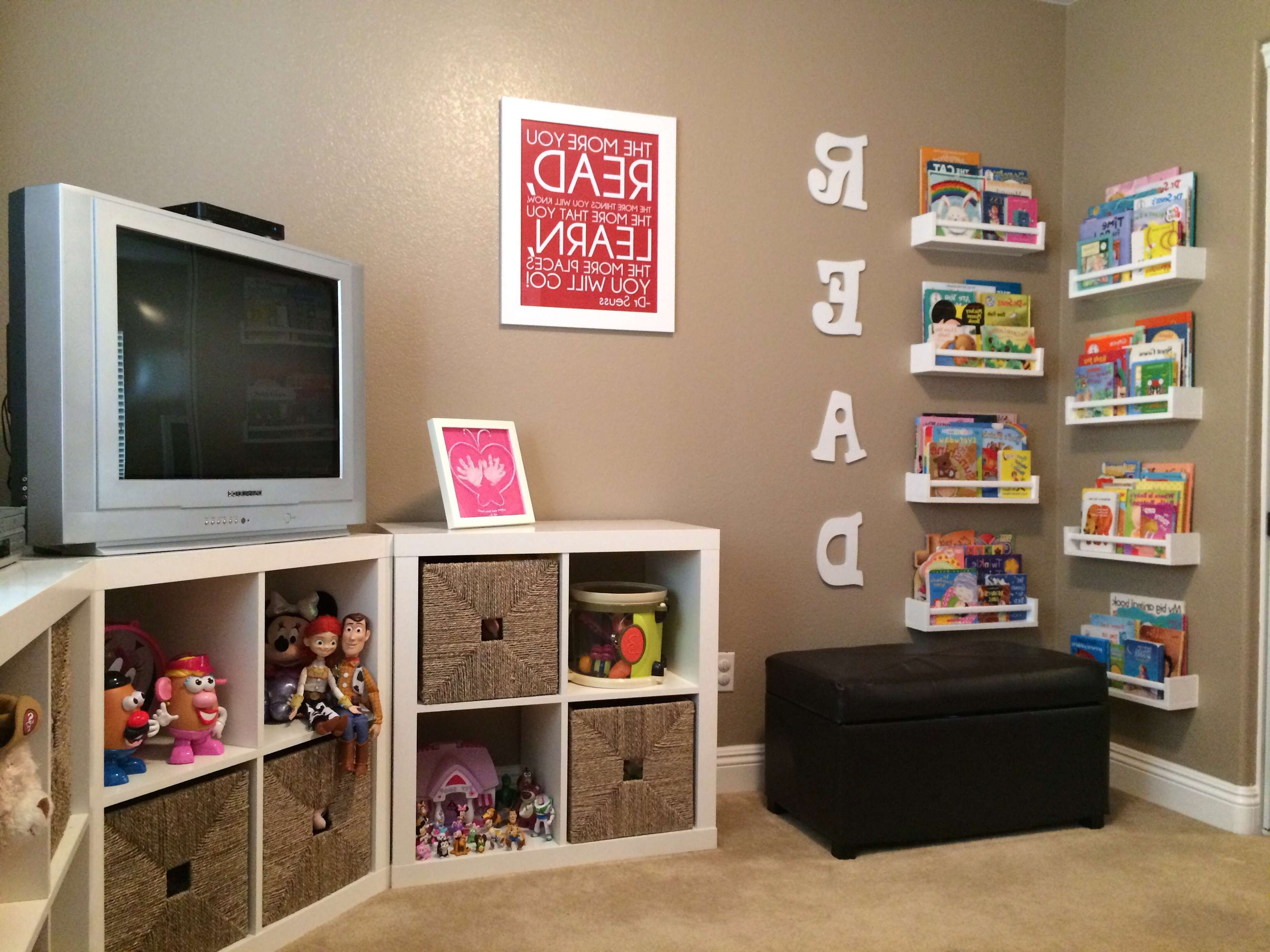 Best ideas about Tv For Kids Room . Save or Pin Best 15 of Playroom Tv Stands Now.