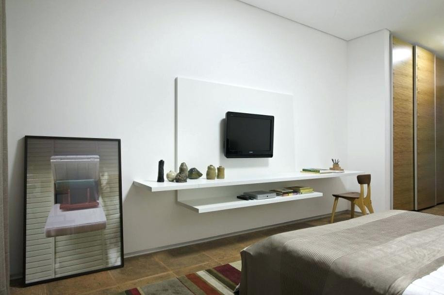Best ideas about Tv Stand For Kids Room . Save or Pin Kids Room Likeable Bedroom Ideas White Wall Mount Tips Now.