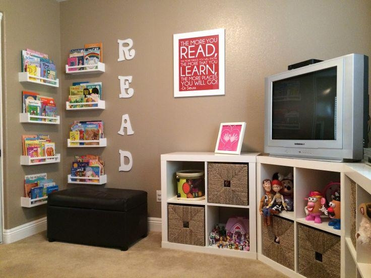 Best ideas about Tv Stand For Kids Room . Save or Pin 2018 Latest Playroom Tv Stands Now.