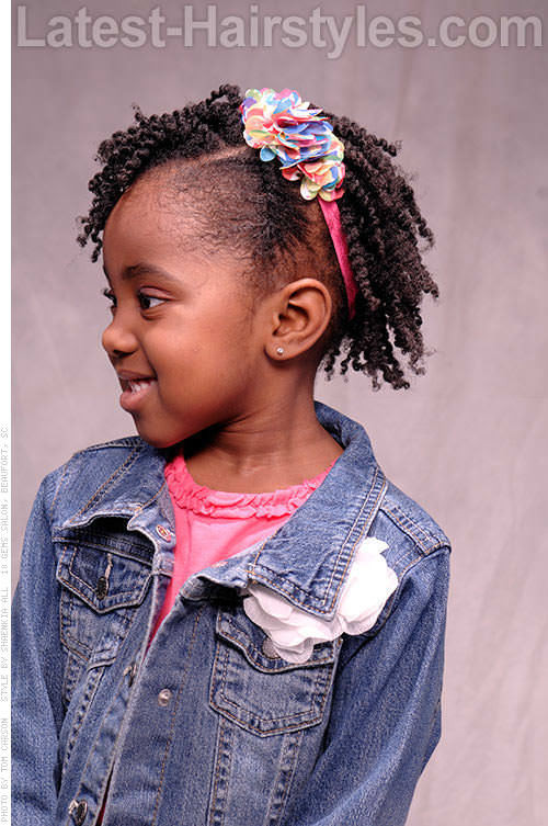 Twist Hairstyles For Kids  15 Stinkin' Cute Black Kid Hairstyles You Can Do At Home