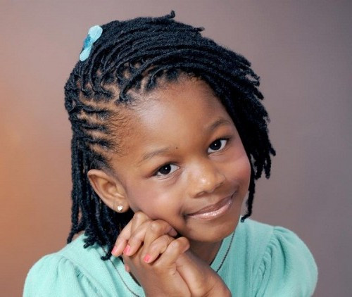 Twist Hairstyles For Kids  50 Catchy and Practical Flat Twist Hairstyles