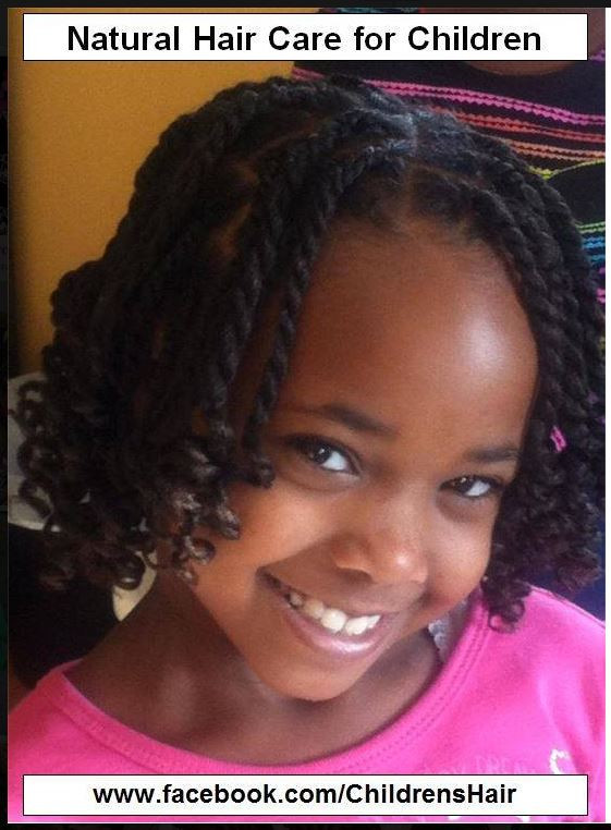 Twist Hairstyles For Kids  Show and Tell – Box Braids and Twists – Natural Hair Care