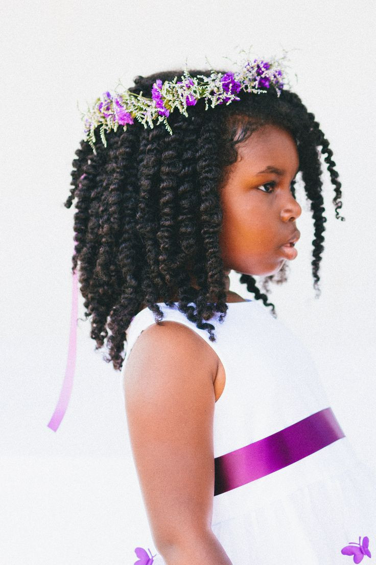 Twist Hairstyles For Kids  back to school hairstyles for kids