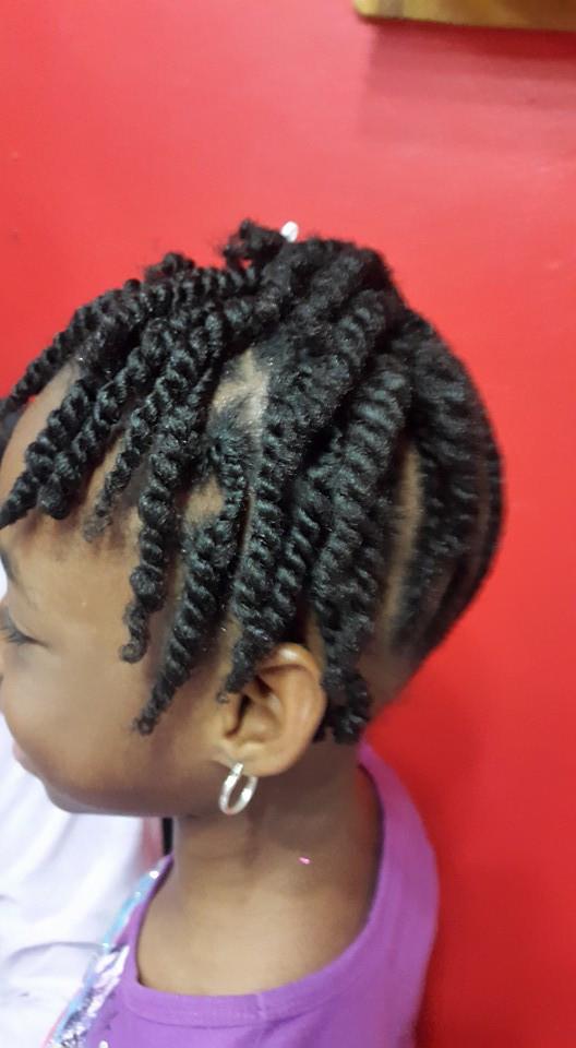 Twist Hairstyles For Kids  Natural Twist Hairstyles for Kids New Natural