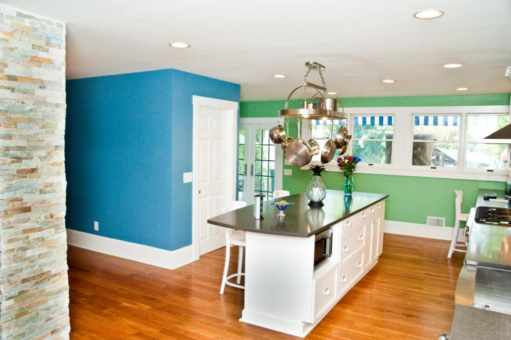 Best ideas about Two Accent Walls . Save or Pin Painting an Accent Wall For Your NJ Home Design Build Now.