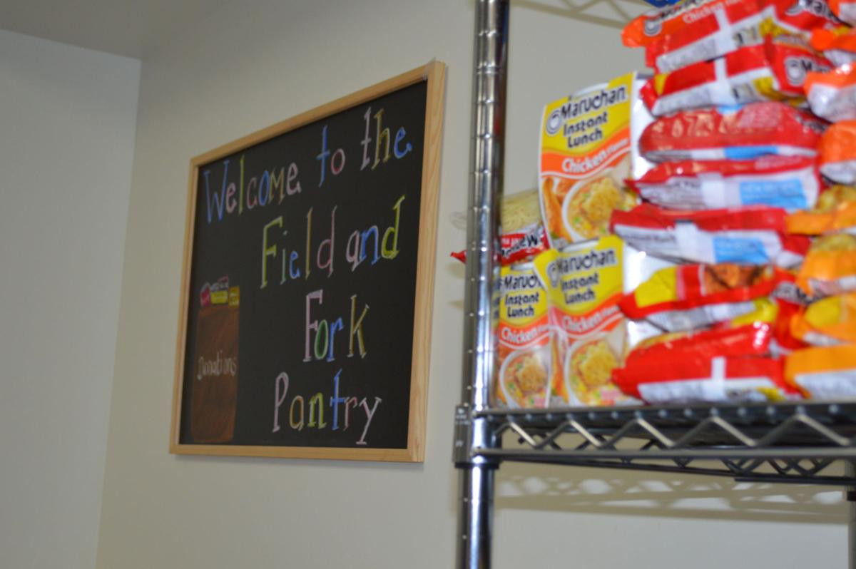 Best ideas about Uf Food Pantry . Save or Pin Field and Fork Pantry to appear on 'Today' show Now.