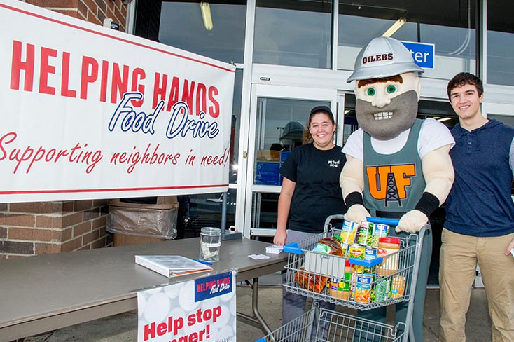 Best ideas about Uf Food Pantry . Save or Pin Food Drive Goal Surpassed by Nearly 10 000 Pounds Now.