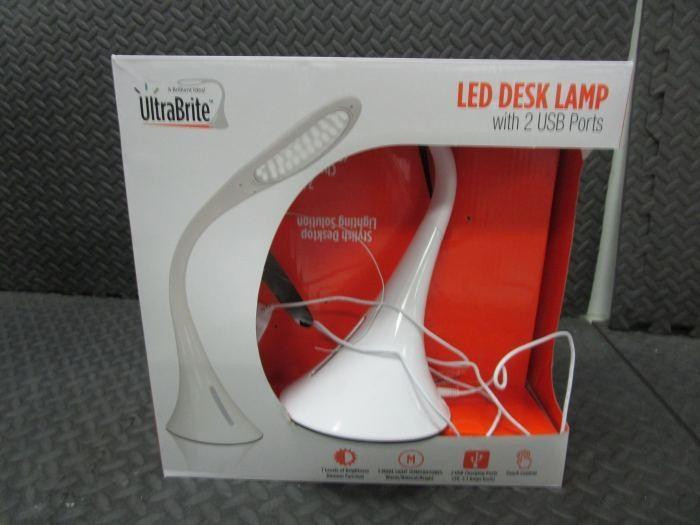 Best ideas about Ultrabrite Led Desk Lamp . Save or Pin Auction Nation Auction NORTH PHOENIX AZ NIGHT OWL Now.