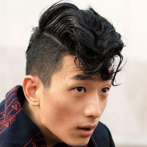 Undercut Asian Hairstyle  19 Popular Asian Men Hairstyles