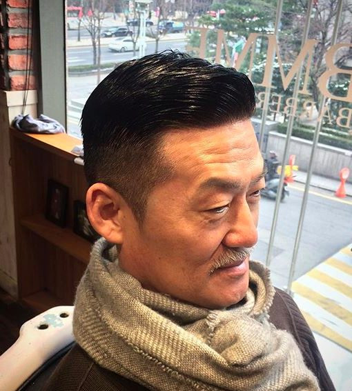 Undercut Asian Hairstyle  Medium Haircuts Guide for Curly Men