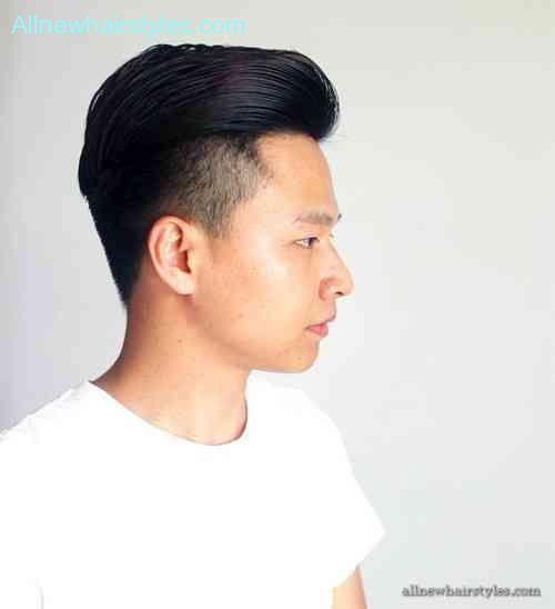 Undercut Asian Hairstyle  Undercut cool asian hair AllNewHairStyles