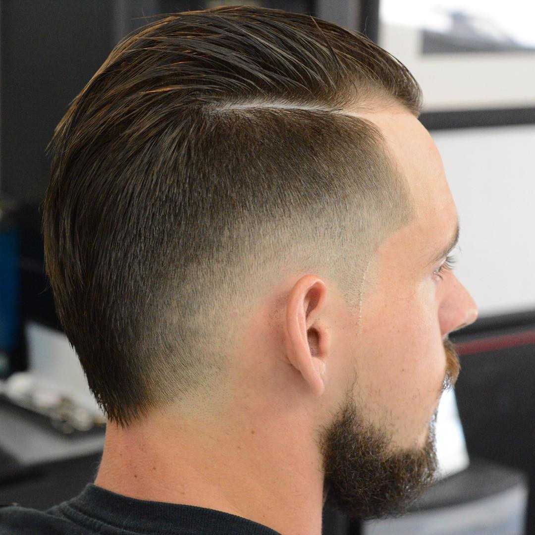 Undercut Fade Hairstyle  Top 50 Undercut Hairstyles For Men