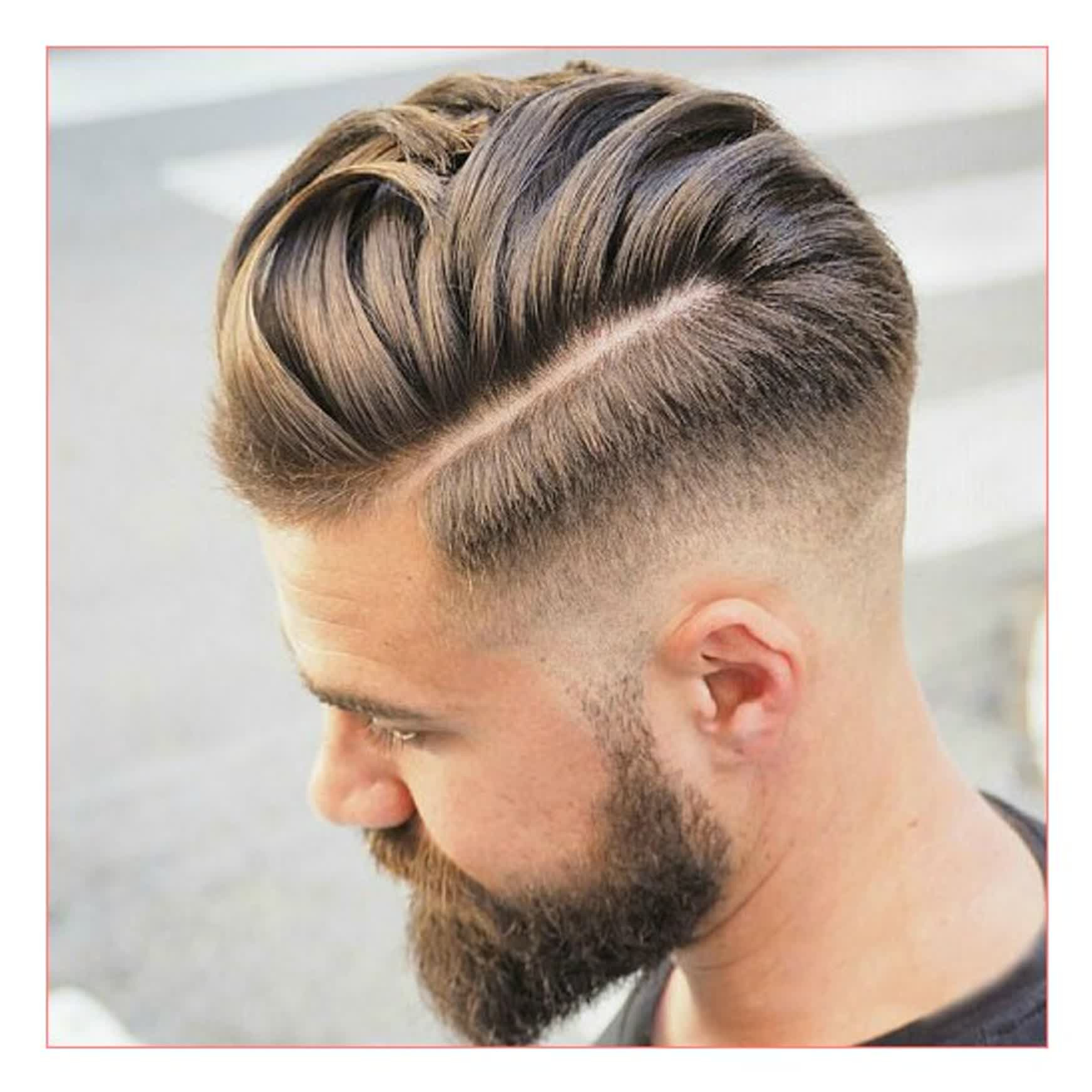 Undercut Fade Hairstyle  Low Fade Undercut Haircut