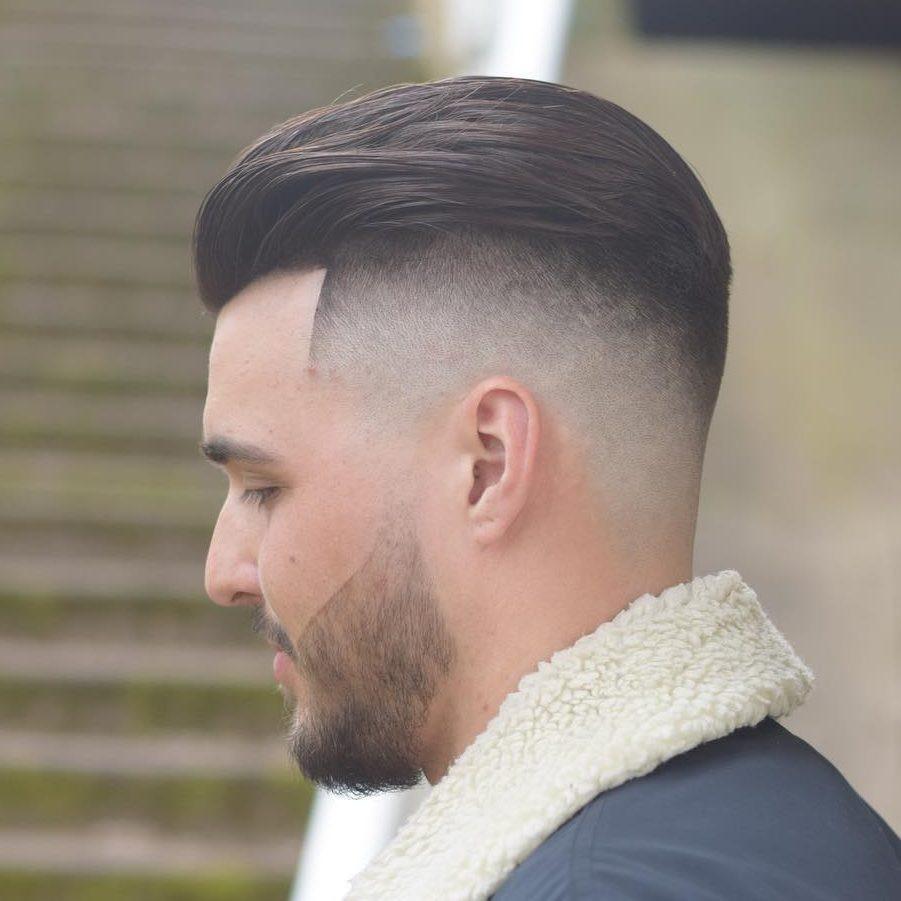 Undercut Fade Hairstyle  Skin Fade Haircuts