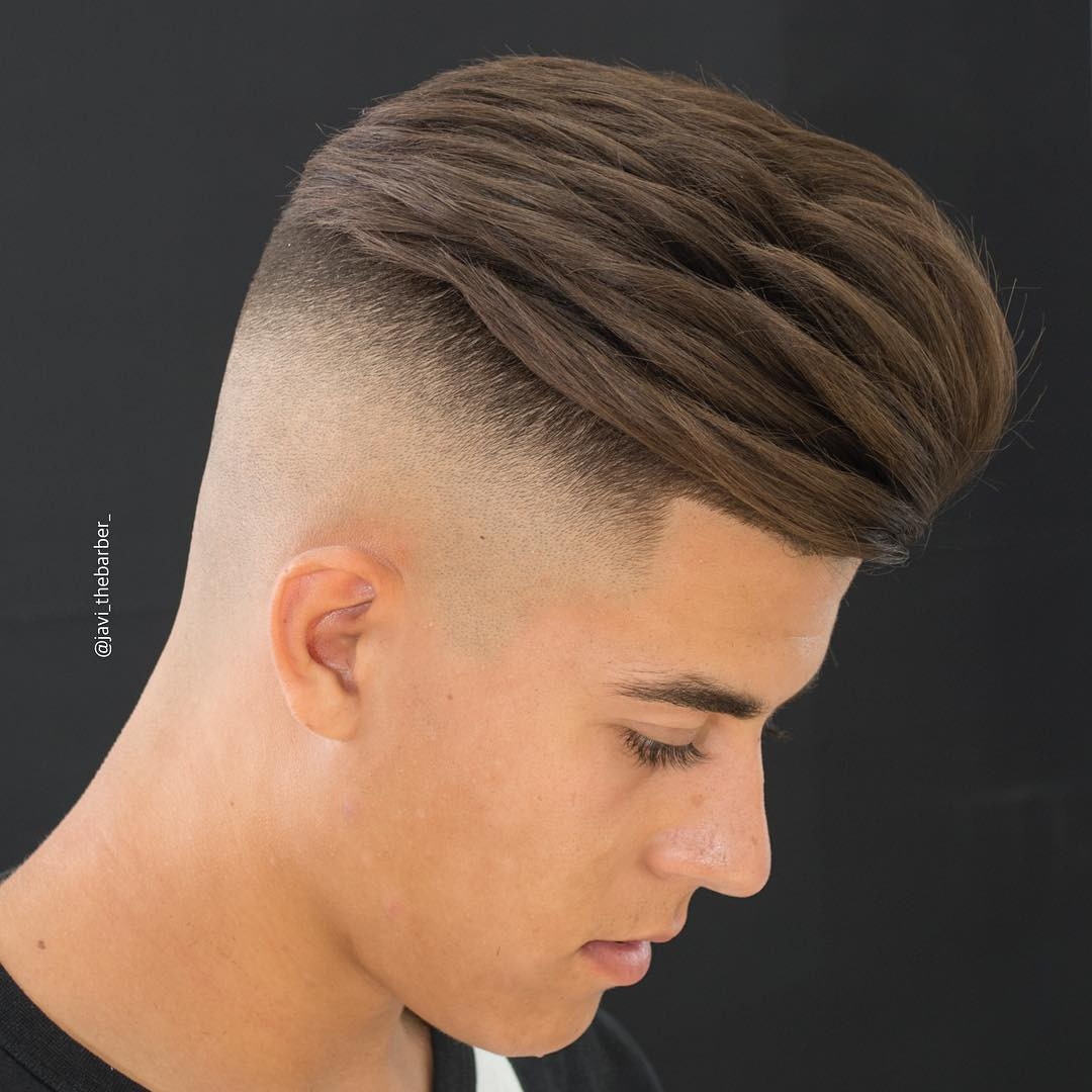 Undercut Fade Hairstyle  21 New Undercut Hairstyles For Men