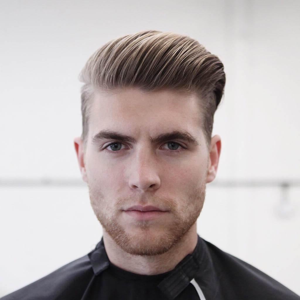 Undercut Haircuts Men  Mens Undercut Hairstyles How To