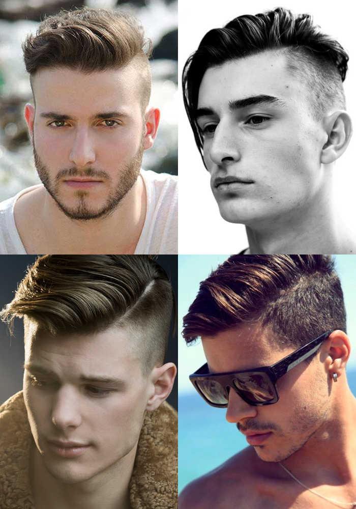 Undercut Hairstyle Boys  Boys Haircuts Disconnected Undercut