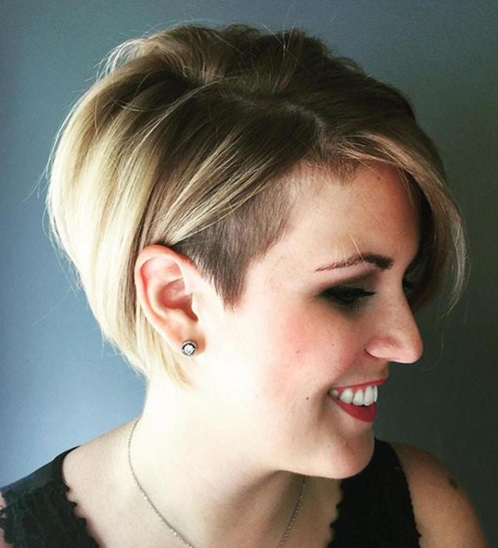 Undercut Hairstyle Female Long Hair  40 New Undercut Hairstyles For Women – Long Medium or