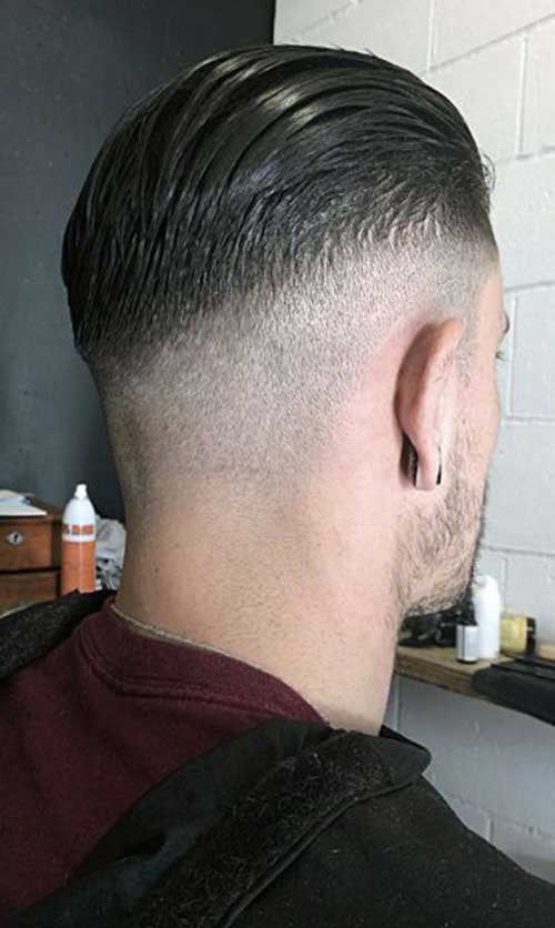 Undercut Hairstyle For Short Hair  20 New Undercut Hairstyles for Men