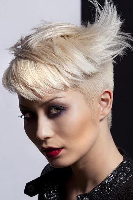 Undercut Hairstyle For Short Hair  Undercut hairstyle for women