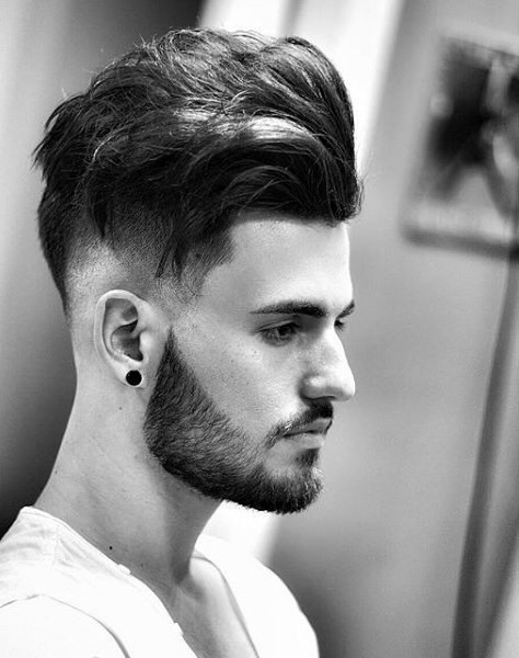 Undercut Hairstyle Length  Medium Length Undercut Hairstyle Men Best Hair Style