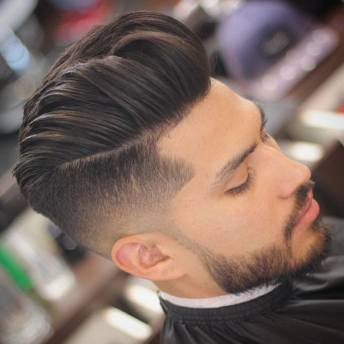 Undercut Hairstyle Length  25 Medium Length Hairstyles For Men 2019