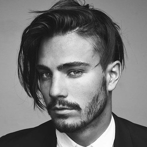 Undercut Hairstyle Length  Undercut Hairstyles Men World Trends Fashion