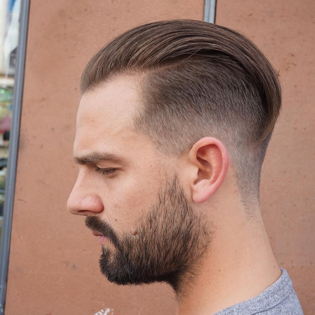 Best ideas about Undercut Hairstyle . Save or Pin Top 50 Undercut Hairstyles For Men Now.