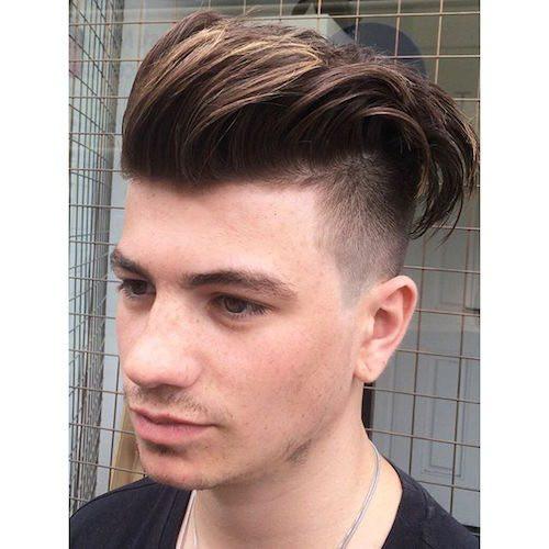 Undercut Hairstyle Male  10 Tren st Men's Undercut Hairstyles of 2016