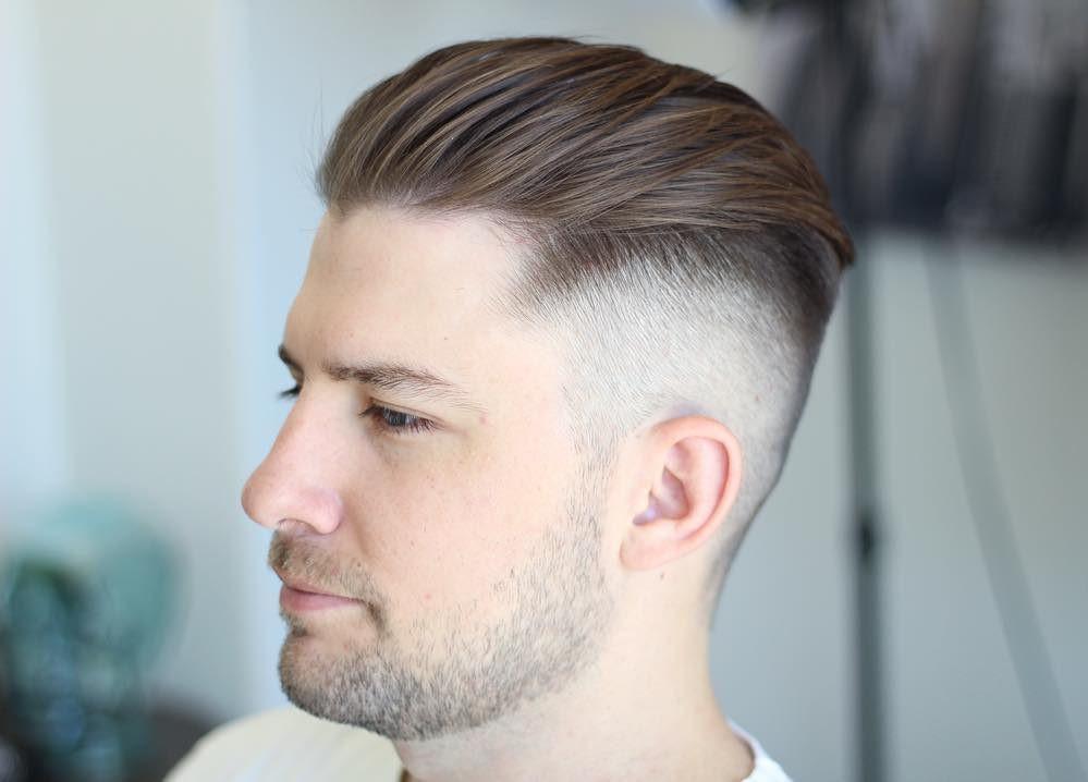 Undercut Hairstyle Male  Trending Undercut Hairstyle For Men in 2018