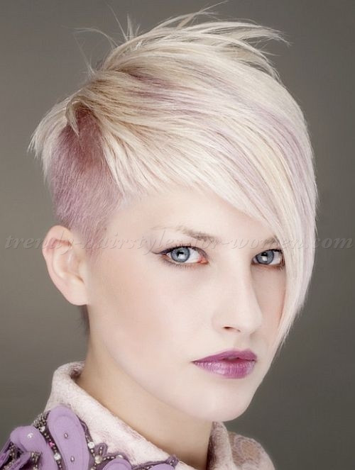 Undercut Hairstyle Women Short Hair  undercut hairstyles for women undercut hairstyle