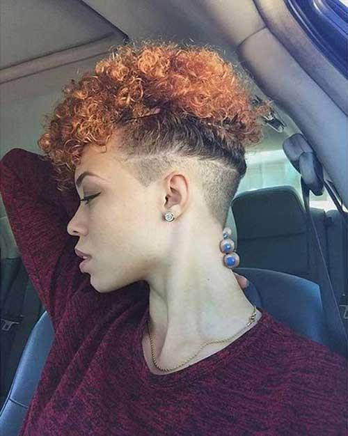 Undercut Hairstyles For Black Women  15 Best Short Natural Hairstyles for Black Women