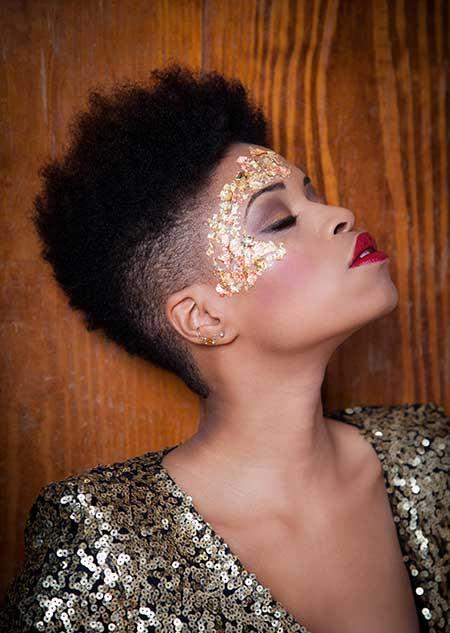 Undercut Hairstyles For Black Women  25 Short Hairstyles for Black Women