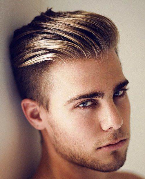 Undercut Mens Hairstyle  Short Mens Hairstyles Undercut 2015 Highlights