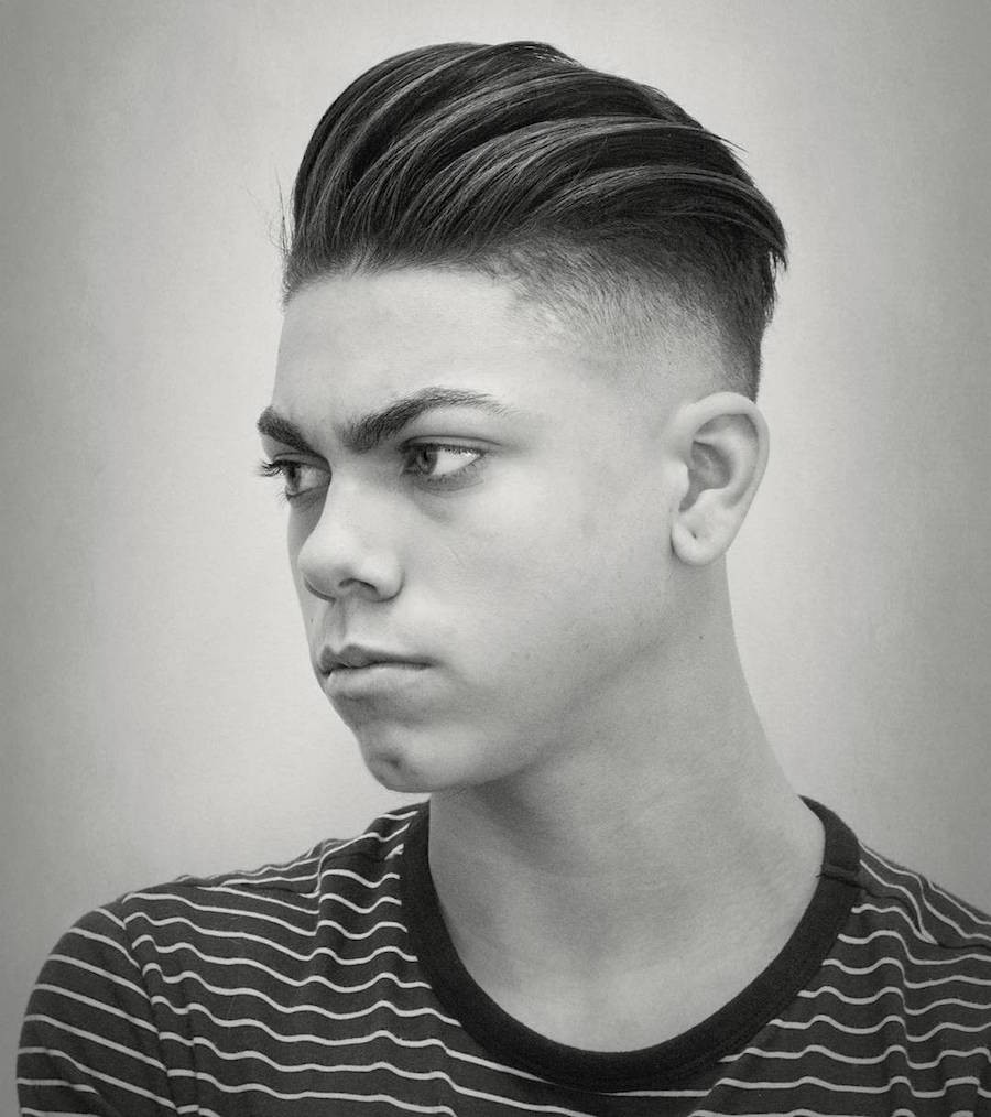 Undercut Mens Hairstyle  21 Medium Length Hairstyles For Men