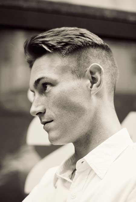 Undercut Mens Hairstyle  Undercut Haircuts for Men 2013