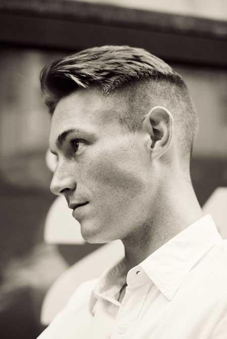 Undercut Mens Hairstyle  Undercut Haircuts for Men 2013