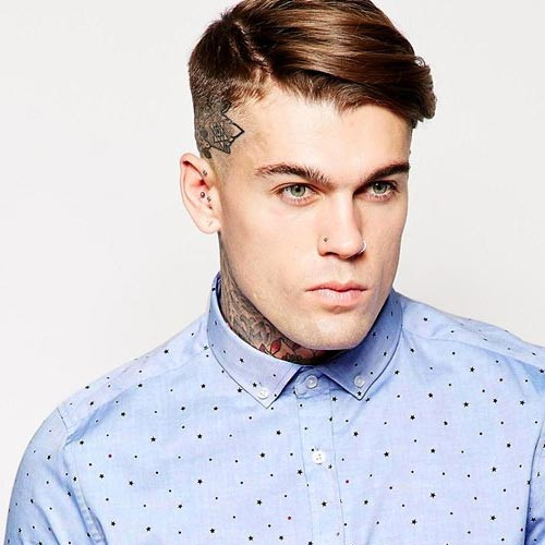 Undercut Mens Hairstyle  10 Tren st Men's Undercut Hairstyles of 2016