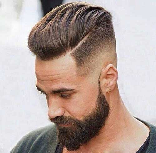 Undercut Mens Hairstyle  20 Undercut Hairstyles Men