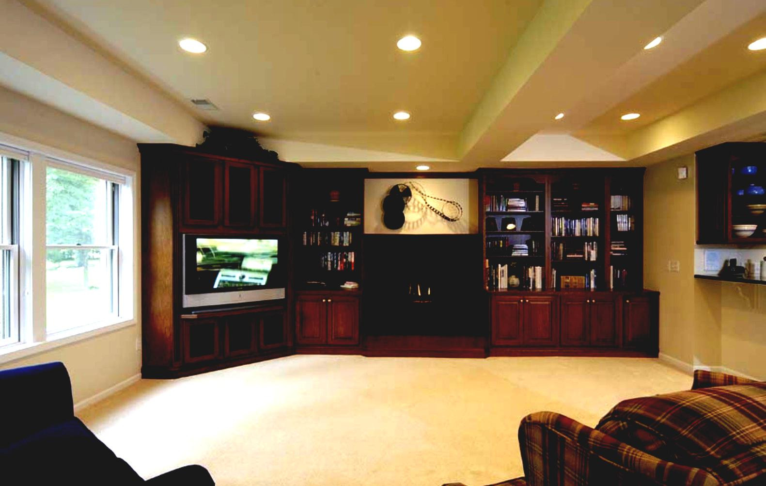 Best ideas about Unfinished Basement Decorating Ideas . Save or Pin Best Choice To Decorate Unfinished Basement With Cool Now.