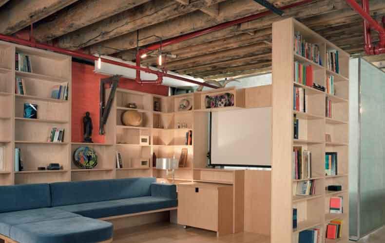 Best ideas about Unfinished Basement Decorating Ideas . Save or Pin 18 Decorating Ideas for Unfinished Basement Now.