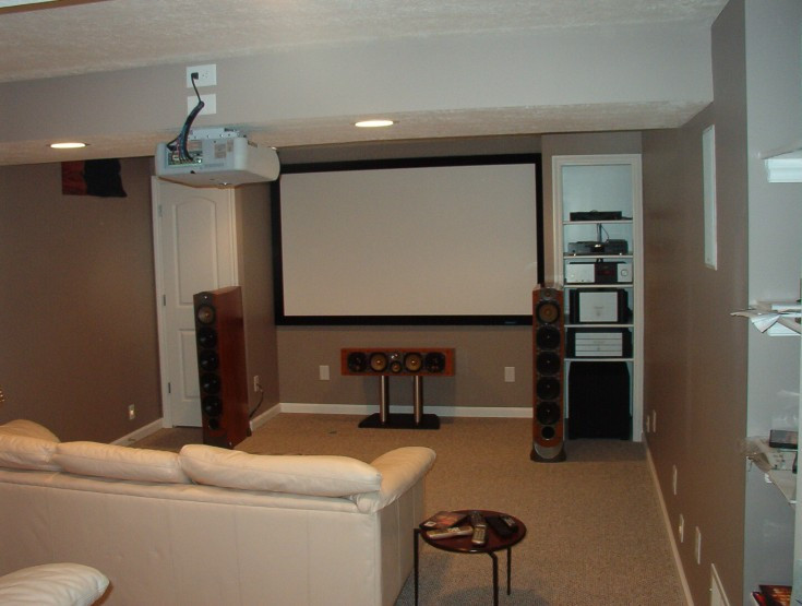 Best ideas about Unfinished Basement Decorating Ideas . Save or Pin House Plan Stunning Design Unfinished Basement Ideas Now.