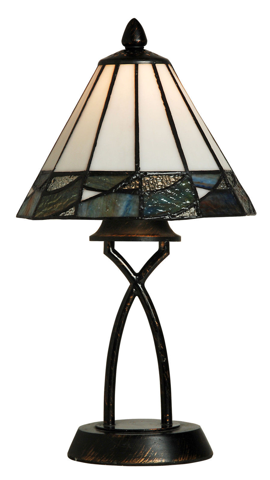 Best ideas about Unique Desk Lamps . Save or Pin TIFFANY STYLE UNIQUE STAINED GLASS DESK TABLE LAMP 7 87 Now.