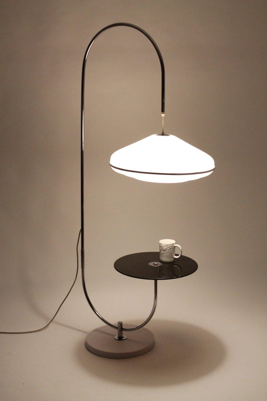 Best ideas about Unique Desk Lamps . Save or Pin UNIQUE TABLE LAMP minimalist modern vintage mid century 1970 Now.