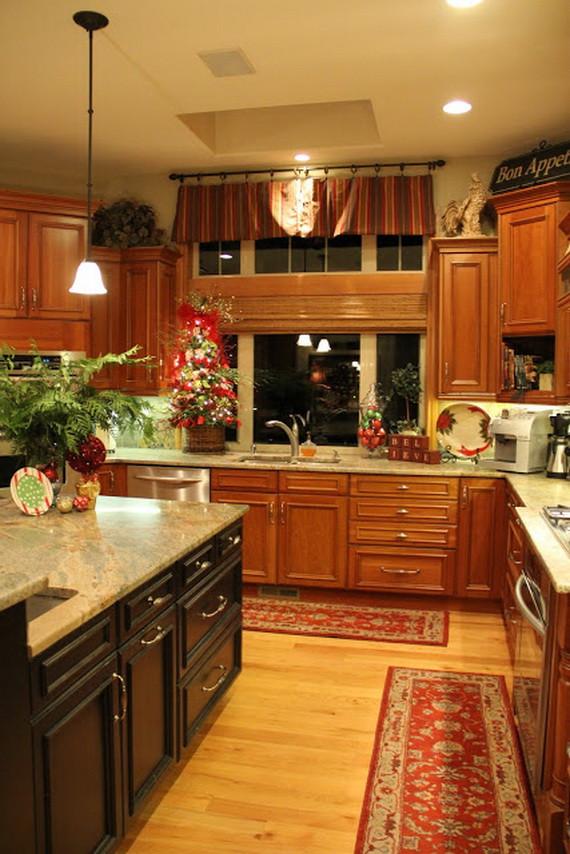 Best ideas about Unique Kitchen Decor . Save or Pin Unique Kitchen Decorating Ideas for Christmas family Now.