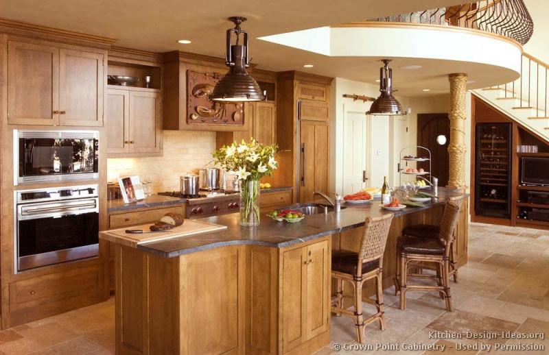 Best ideas about Unique Kitchen Decor . Save or Pin Unique Kitchen Designs Decor Ideas Themes Homes Now.