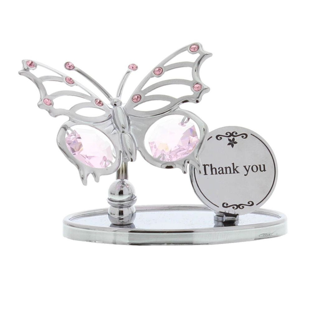 Unique Thank You Gift Ideas  Unique Thank You Gift Ideas Presents for Her Butterfly